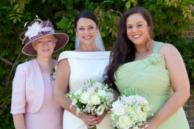100 Bride, Mother & Sister of the Bride