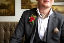 118 Groom's Buttonhole