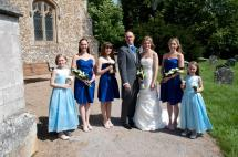 124 Bridal Party