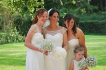 127 Bride & Bridesmaids