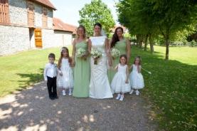 99 Bride & Bridesmaids